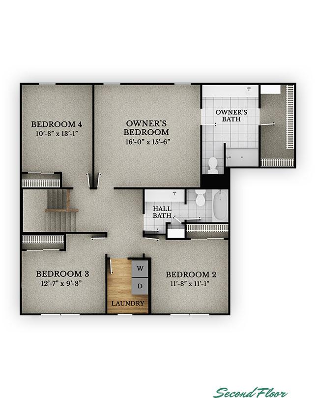 Arbor Second Floor