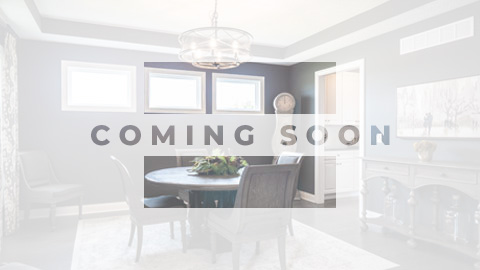 Coming Soon - Dining Room