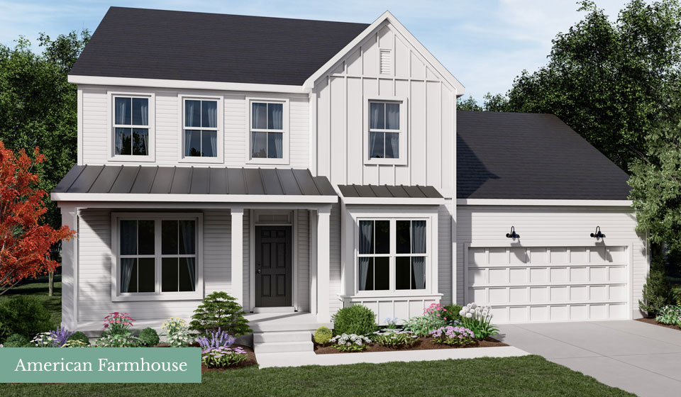 Ashland - American Farmhouse