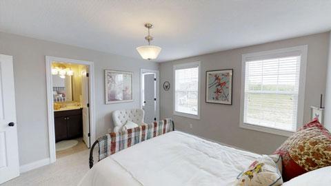 Alder - Bedroom