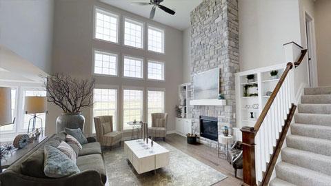 Alder - Living Room