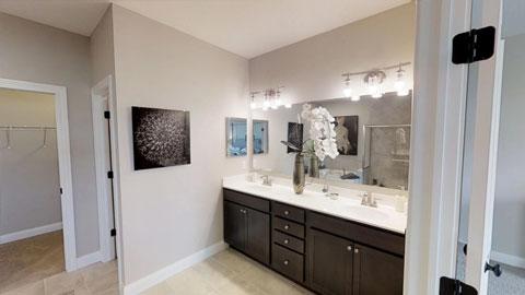 Alder - Master Bath Vanity