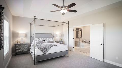 Alder - Master Bedroom