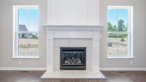 Ashland - Fireplace