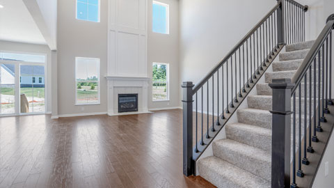 Ashland - Living Room