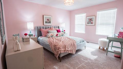 Barclay - Bedroom