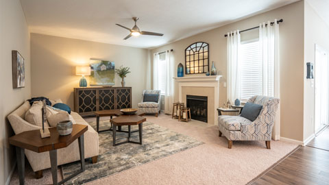 Barclay - Great Room