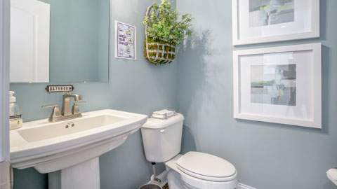 Bradford - Bathroom