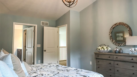 Bradford - Bedroom