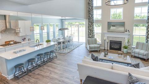 Bradford - Great Room / Kitchen