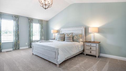 Bradford - Master Bedroom