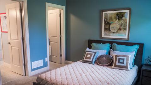 Cedar - Bedroom
