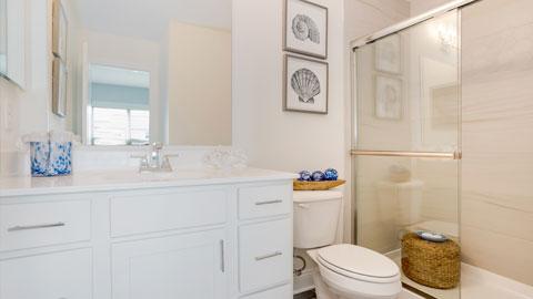 Cedar - Full Bath