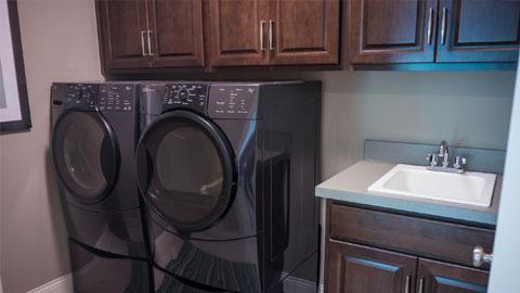 Cedar - Laundry Room