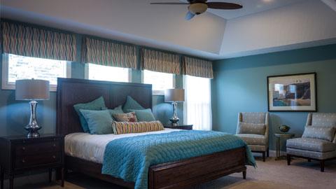 Cedar - Master Bedroom