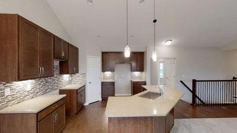 Edmonton - Kitchen
