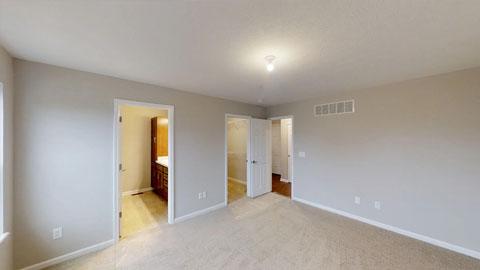 Edmonton - Master Bedroom