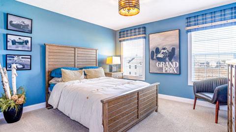 Linden - Bedroom