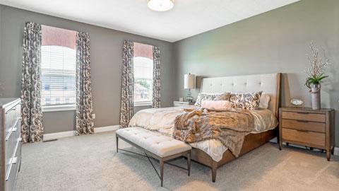 Linden - Master Bedroom