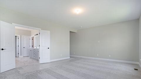 Redwood - Master Bedroom