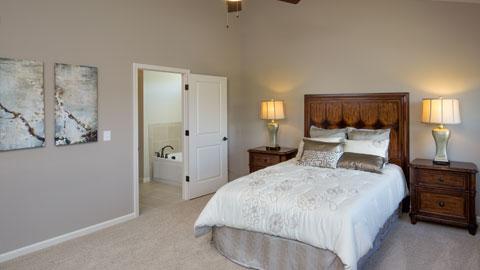 Richmond - Master Bedroom