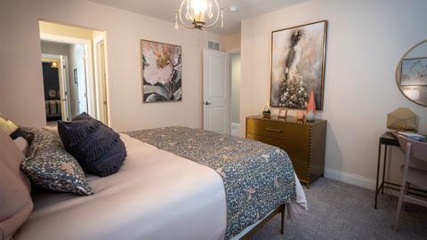 Rockingham - Bedroom