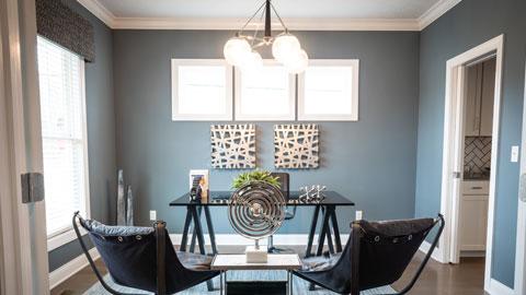 Rockingham - Dining Room