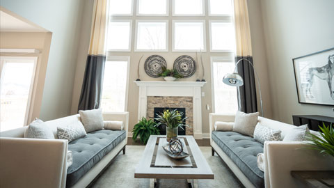 Rockingham - Great Room