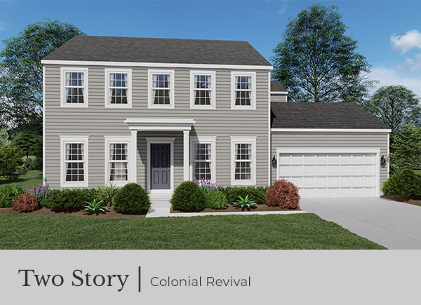 Arbor Colonial Revival