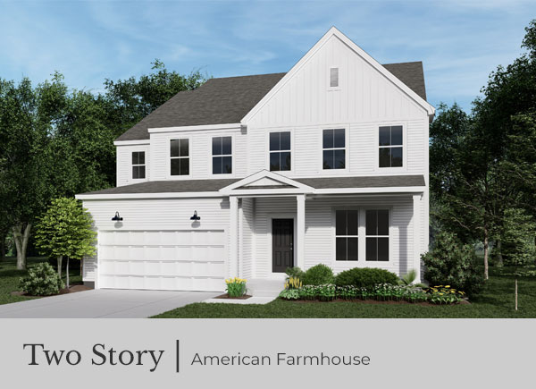 Bradford - American Farmhouse