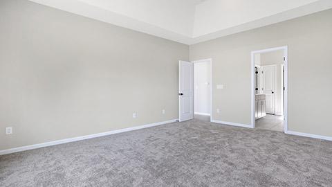 Charleston - Bedroom
