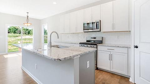 Charleston - Kitchen