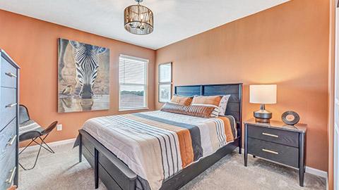 Brentwood - Bedroom