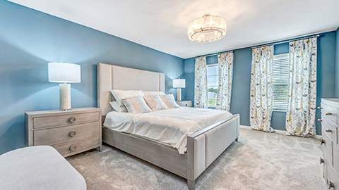 Brentwood - Master Bedroom