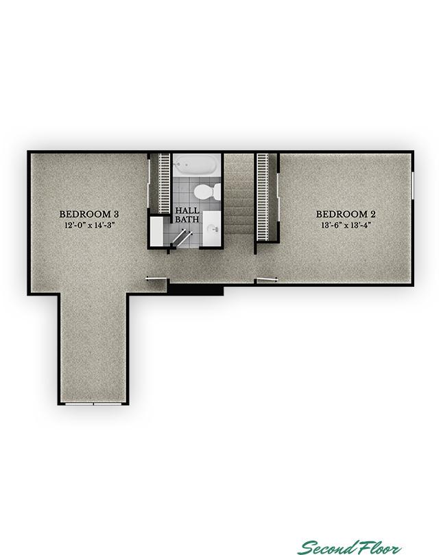 Fillmore - Second Floor