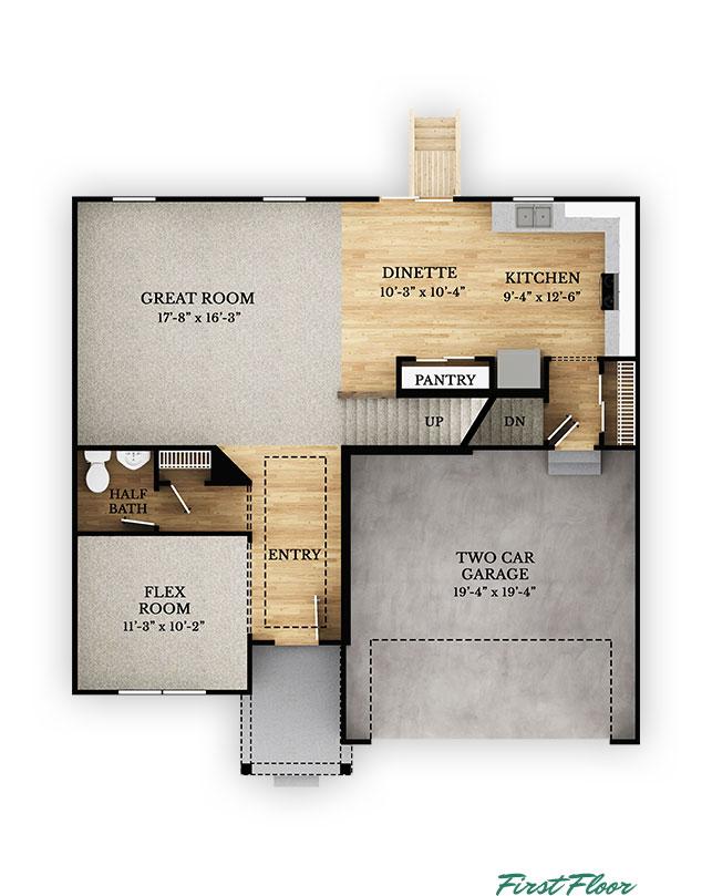 Manchester - First Floor