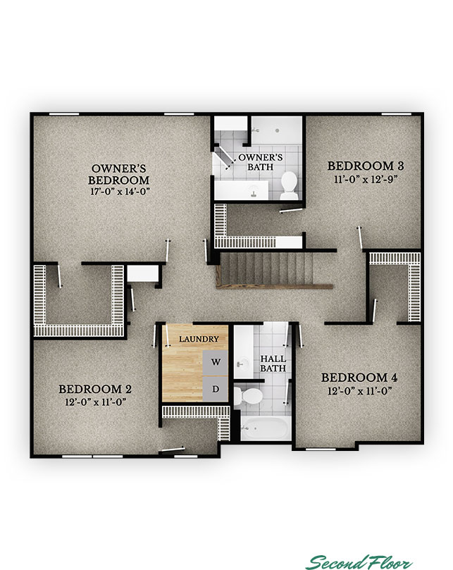 Manchester - Second Floor