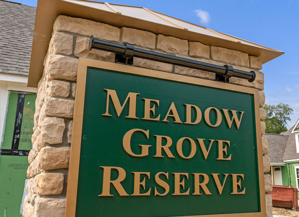 Rockford Homes | Meadow Grove Reserve